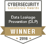 Endpoint Protector wins the Cybersecurity Excellence Awards in the Data Leakage Prevention (DLP) category